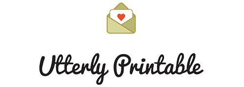 Utterly Printable